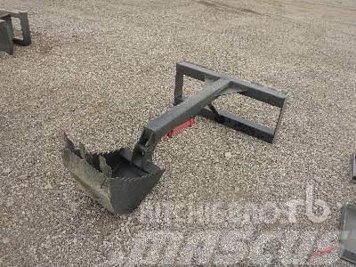 Compra retroexcavadoras usadas MID STATE Skid Steer Tree