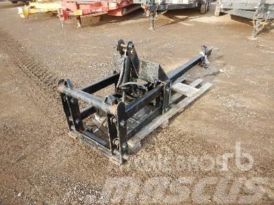 [Other] Q/C Plow Bracket Hydraulic