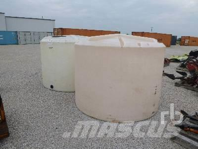 [Other] Qty Of 1500 Gallon Poly