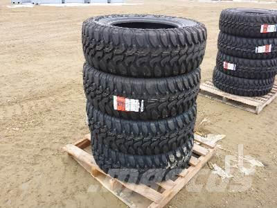 [Other] Qty Of 4 37x12.5R20 10 Ply