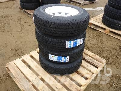 [Other] Qty Of 4 ST100 205/75R14
