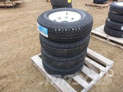 [Other] Qty Of 4 ST100 225/75R15