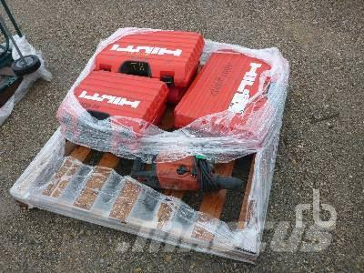 [Other] Qty Of 6 Hilti Hand Tools