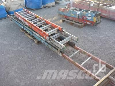 [Other] Qty of Werner Extension Ladders