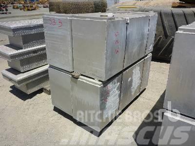 [Other] Quantity Of (4) 95 Gallon Aluminum