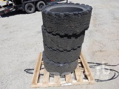 [Other] Quantity Of 4 Skid Steer Tires & Wh