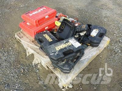 [Other] QUANTITY OF Hilti & Dewalt Power To