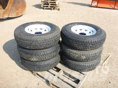 [Other] ROADGUIDER Quantity Of 6 235/85R16