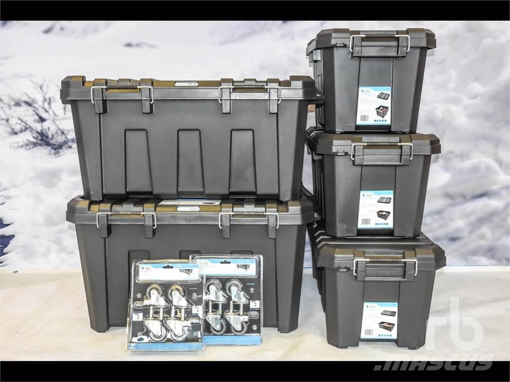 [Other] VARIO TECH Container Boxes Set
