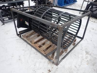 [Other] WOLVERINE 30 In. Hydraulic Rock Picker