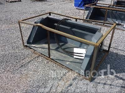 [Other] WOLVERINE 72 In. Hydraulic High Dump