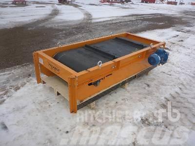PALADIN 30 In. x 6 Ft Conveyor