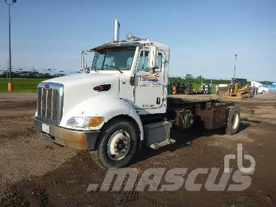 Purchase Peterbilt 335 cab & Chassis, Bid & Buy on Auction