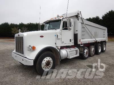 Purchase Peterbilt 367 dump Trucks, Bid & Buy on Auction