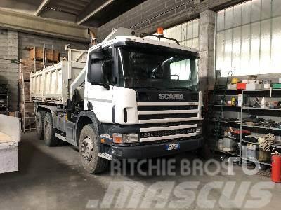 Scania 124C420