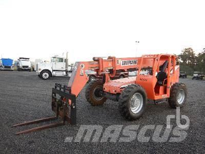 Purchase SkyTrak 8042 Telescopic Handlers Bid Buy On