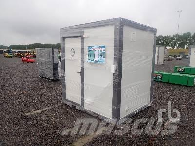 Suihe 220V Portable Toilet With Shower