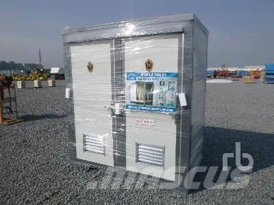 Suihe Portable Toilets With Double Cabine