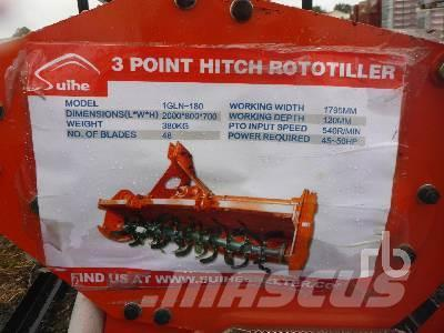 Suihe Tractor Rototiller