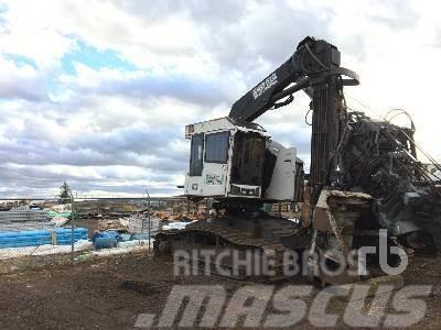 Käytettyjen Timbco T425C kaatokasauskoneet -kohteiden huutokaupat