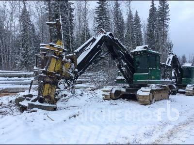 Timberjack 628F