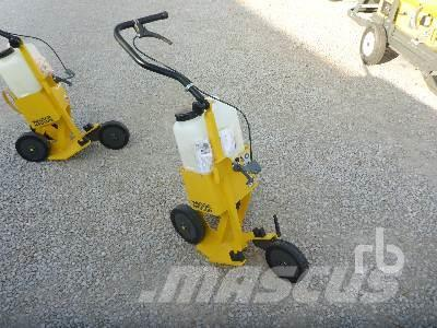 Wacker Neuson Saw Cart w/Water Kit
