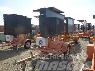 Wanco Solar Portable Traffic Control