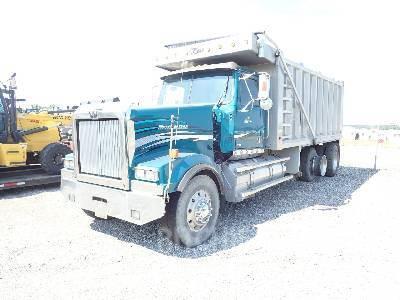 Western Star Tri/A Dump Truck