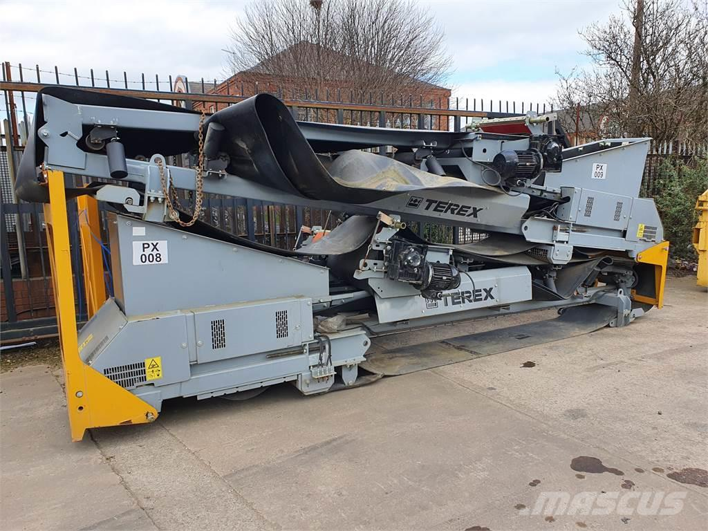 [Other] Un-Used Terex Conveyor 9.5m Long x 650mm Wide Radi