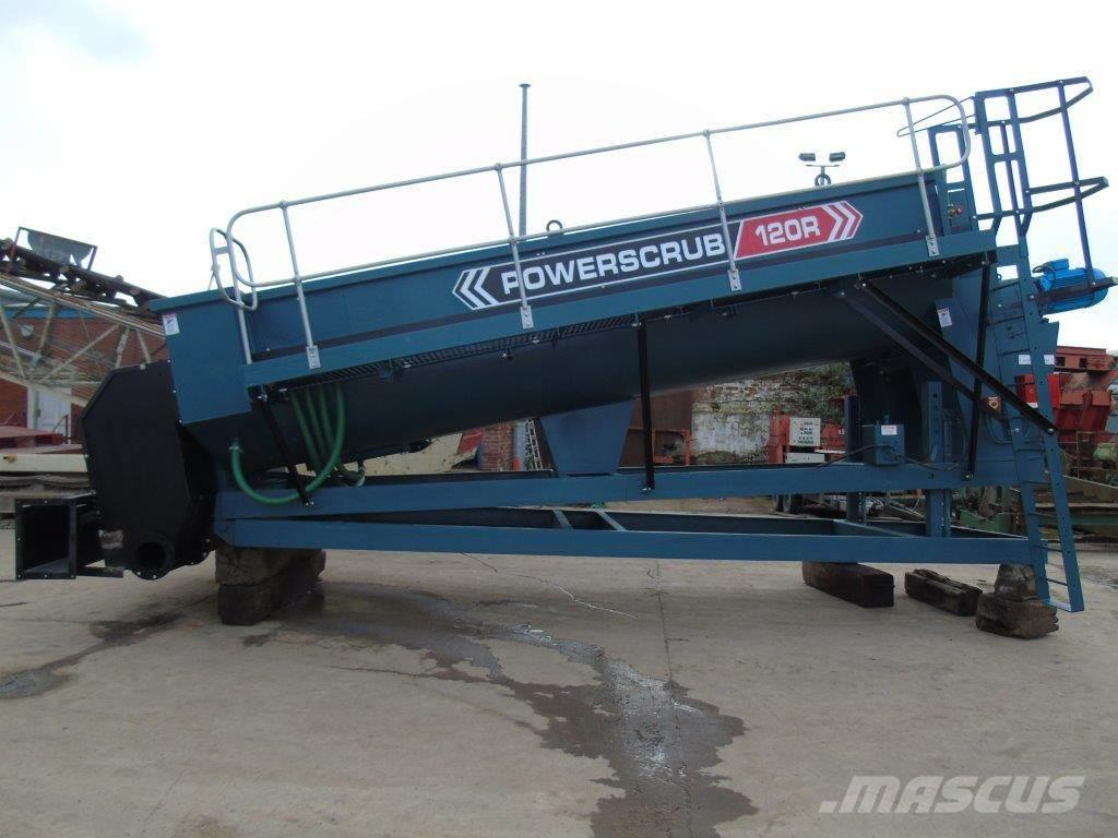 Powerscreen 120R Logwasher FULLY REFURBISHED