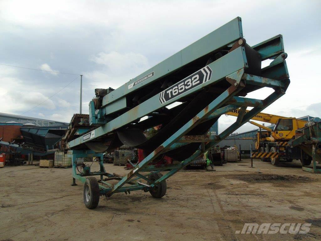 Powerscreen T6532 Mobile Stockpiling Conveyor