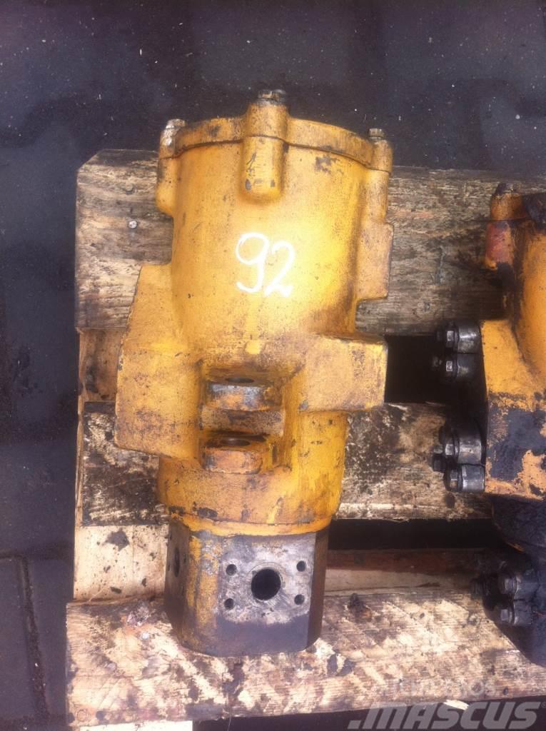 Obrotnica NN T3 9202 ( z obudowy)