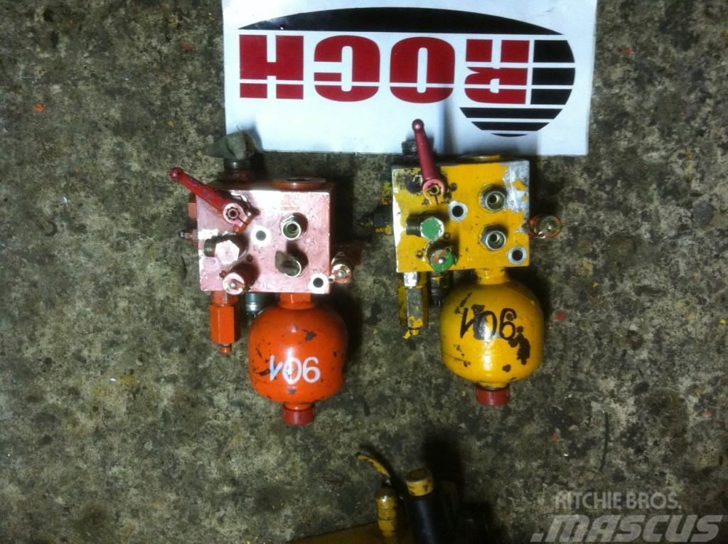 [Other] Blok sterowniczy AL FLUTEC 552380 + Hydroakum.