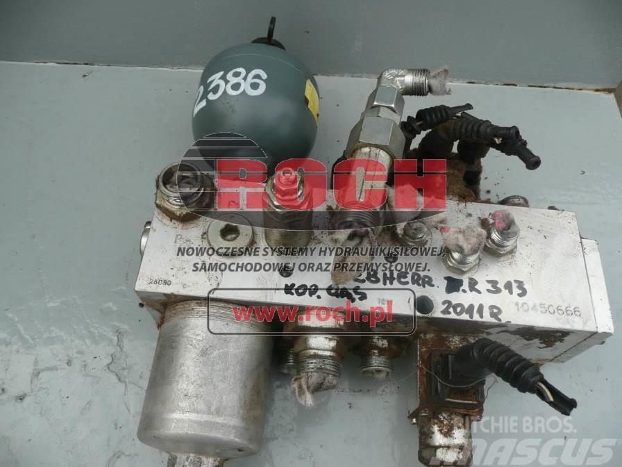 [Other] Blok sterowniczy AL NN 10450666+ Filtr + Hydroakum