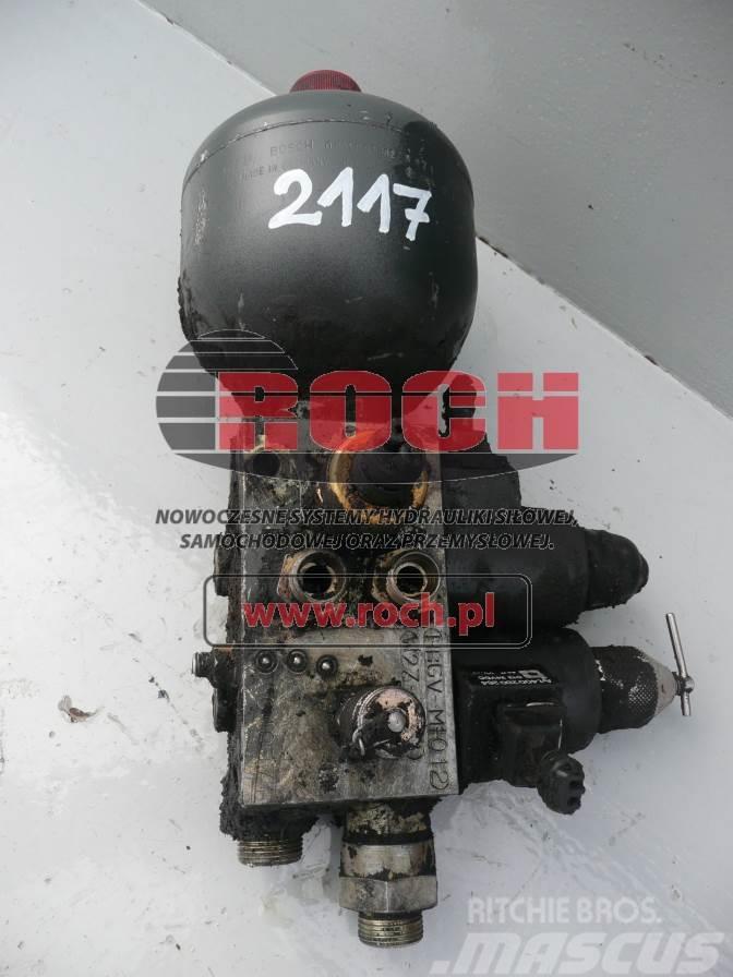 [Other] Blok sterowniczy NN W2Z-1412 HBGV-M1012+ Hydroakum