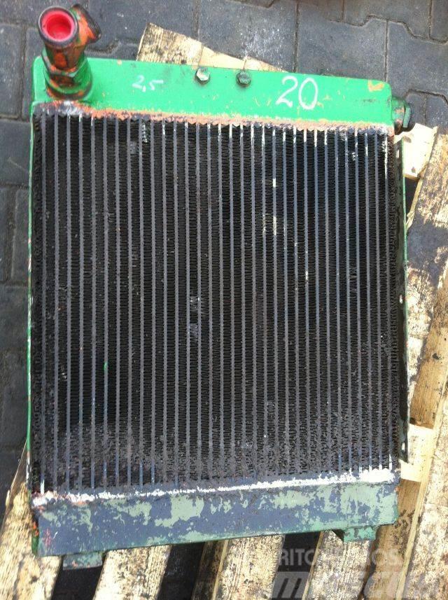 [Other] Chłodnica BEHR wym: 680x 530x 100 /bez silnika /