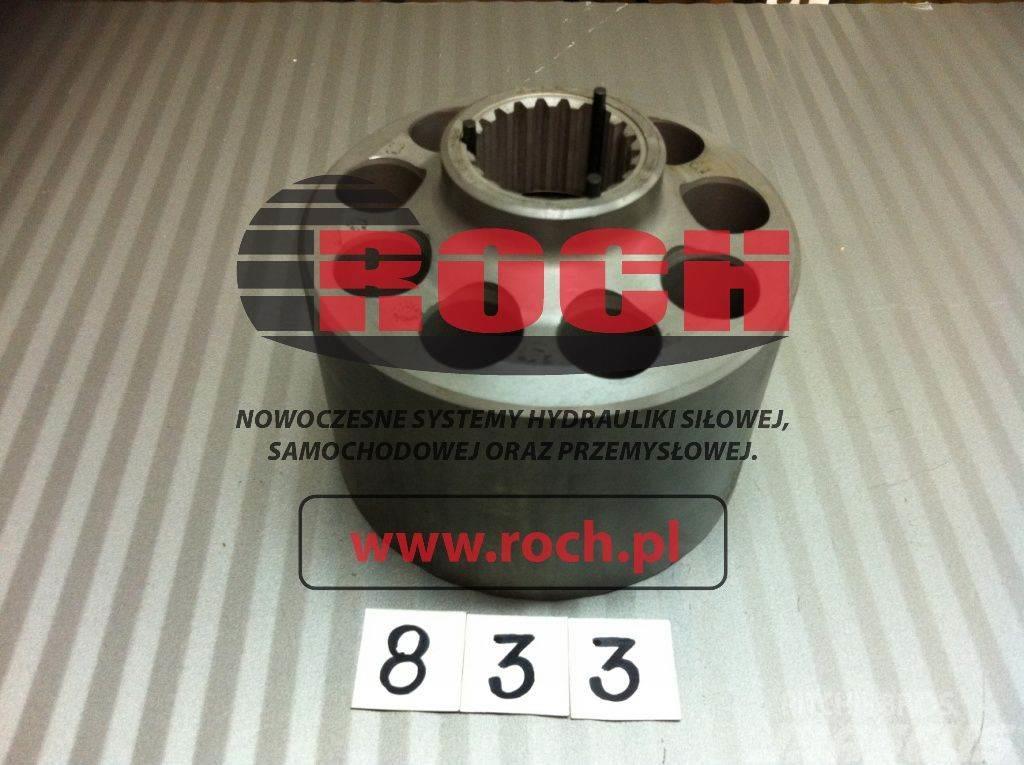 [Other] Części A10V0140/ 31 Cylinder ( Cylinder Block )