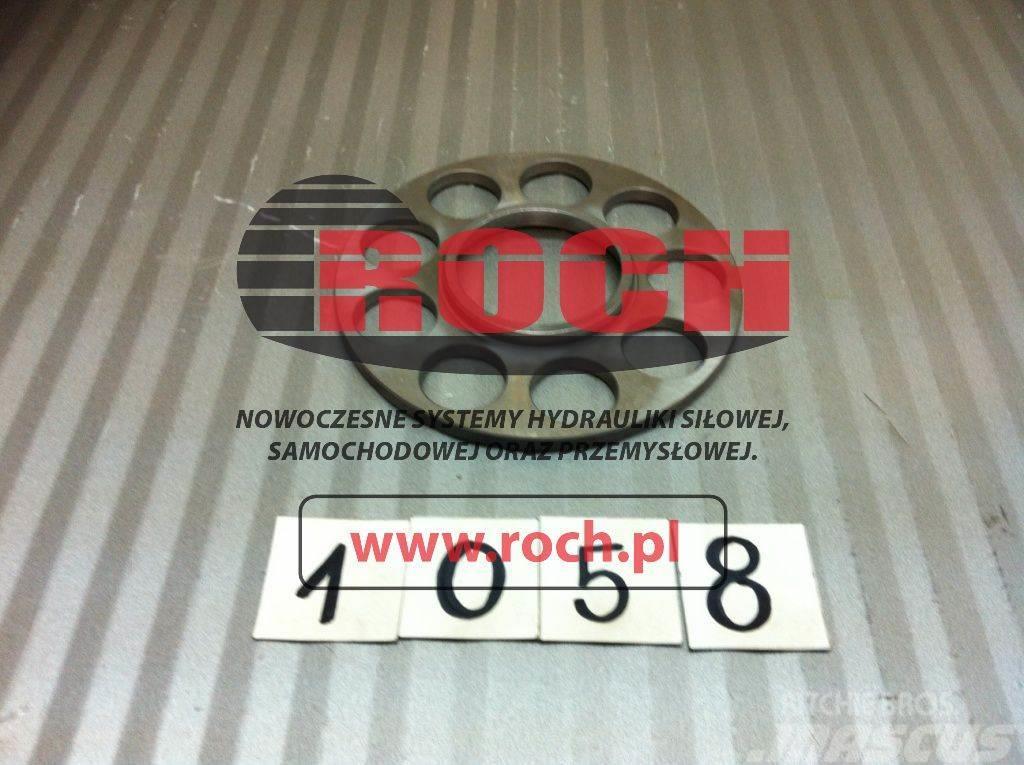 [Other] Części A10V071 Płyta separacyjna Set Plate