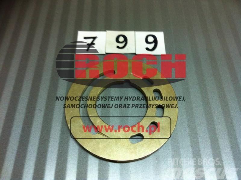 [Other] Części A10V45/ 31R Płyta sterująca prawa Valve Pla