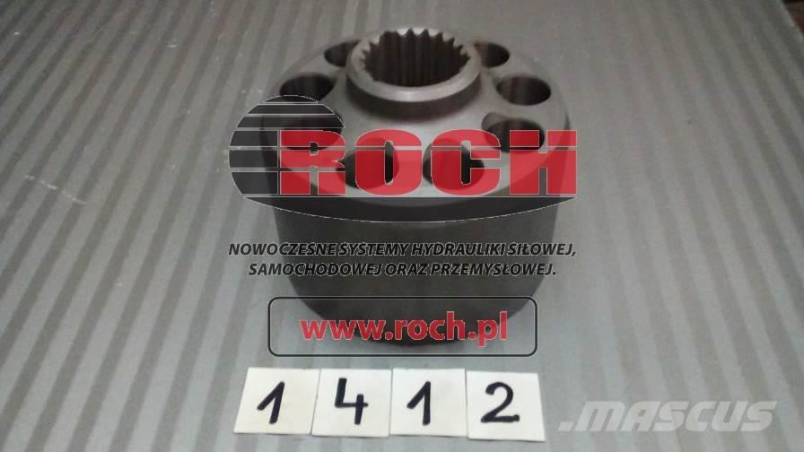 [Other] Części A10VS0100 Cylinder ( Cylinder Block )