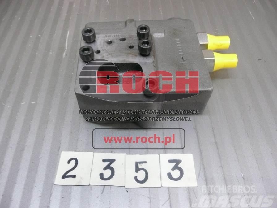 [Other] Części A11V0130 Sterownik DRS ( Control Housing)