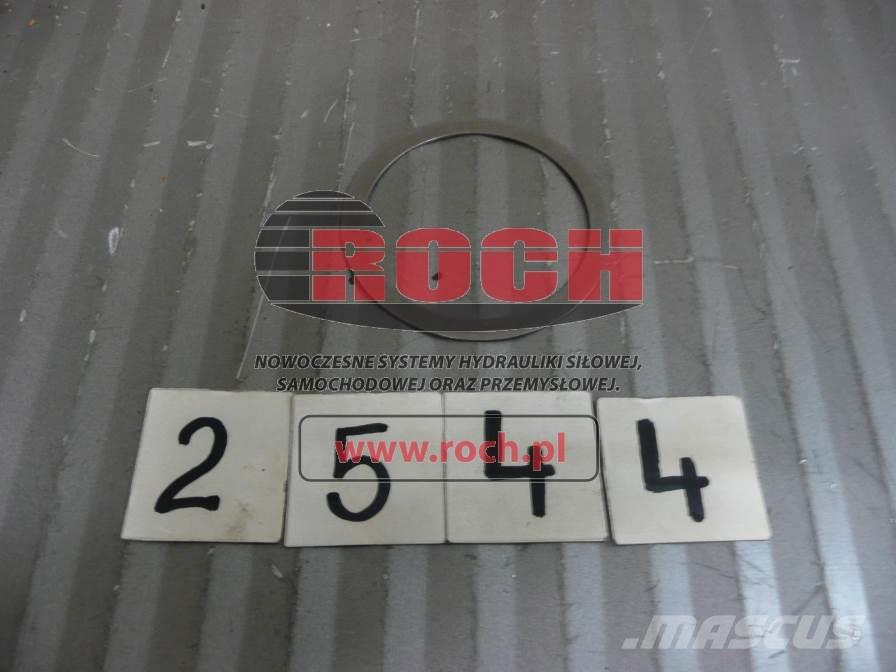 [Other] Części A11V0145 Podkładka 0,7 ( Shim Disk)