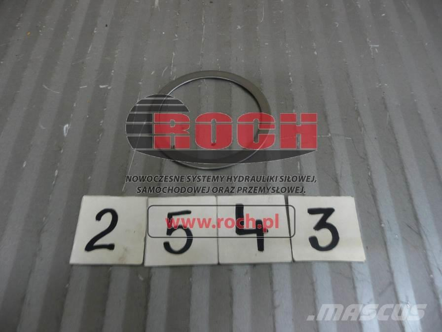 [Other] Części A11V0145 Podkładka 1,3 ( Shim Disk)