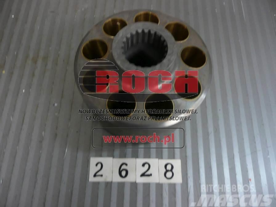 [Other] Części A11V0160 Cylinder Ser: 10 ( Cylinder Block)