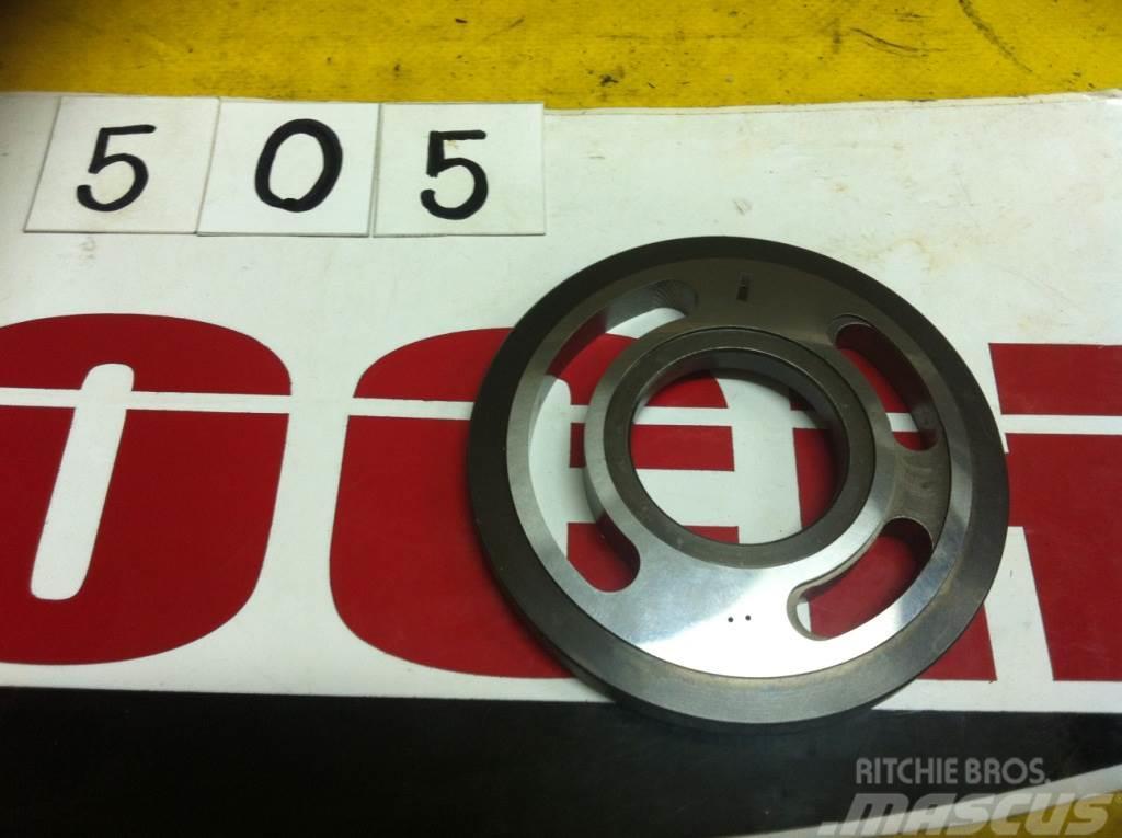 [Other] Części A11V040 Płyta sterująca lewa Valve Plate L