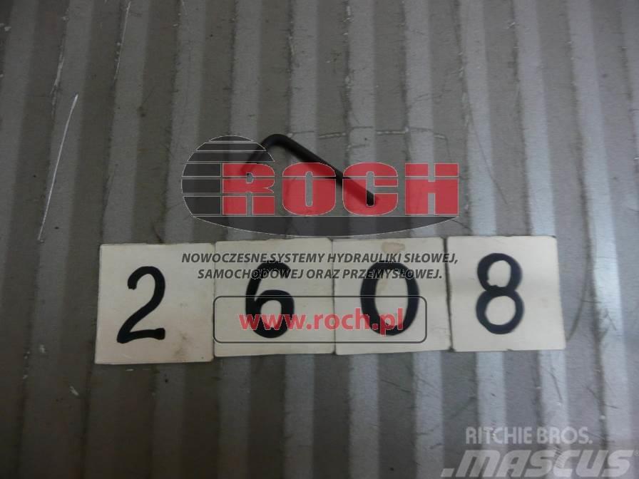 [Other] Części A11V075 Drucik Ser: 10 ( Wire) ( Draht)