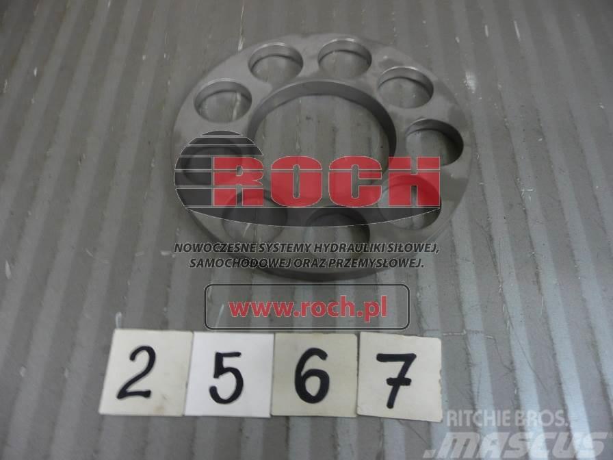 [Other] Części A11V095 Płyta separacyjna ( Set Plate)