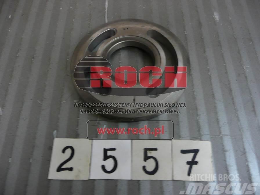 [Other] Części A11V095 Płyta sterująca lewa Valve Plate L