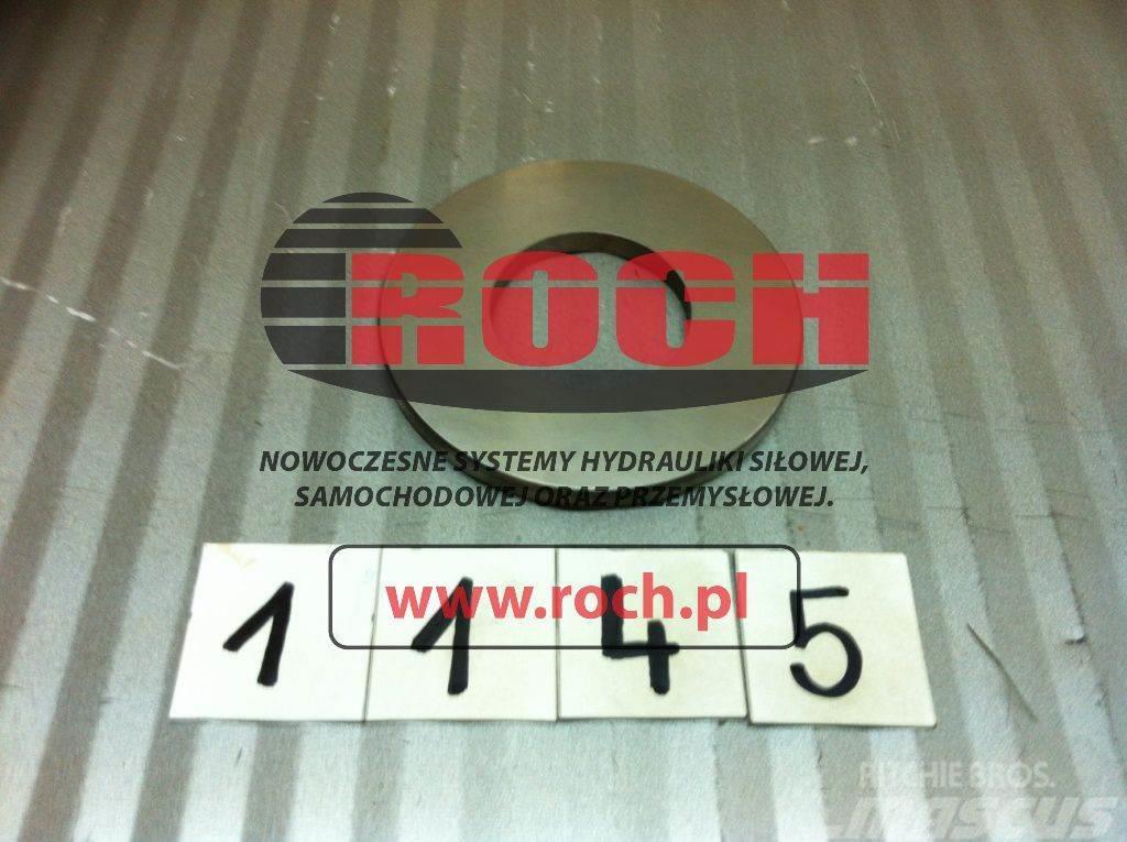 [Other] Części A4F028 Płyta ślizgowa Washer
