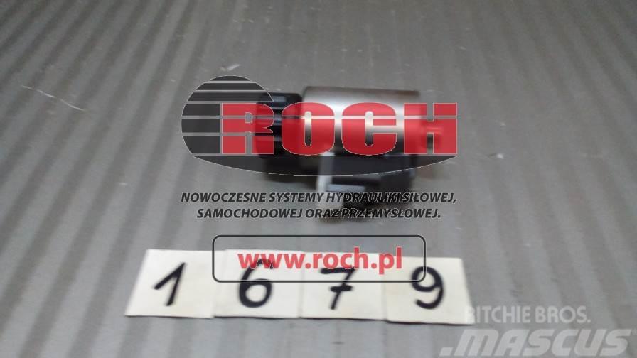 [Other] Części A4V.. A4VG.. Cewka 24V Solenoid